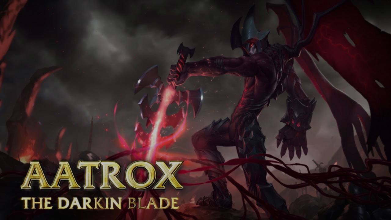 League of Legends - Aatrox