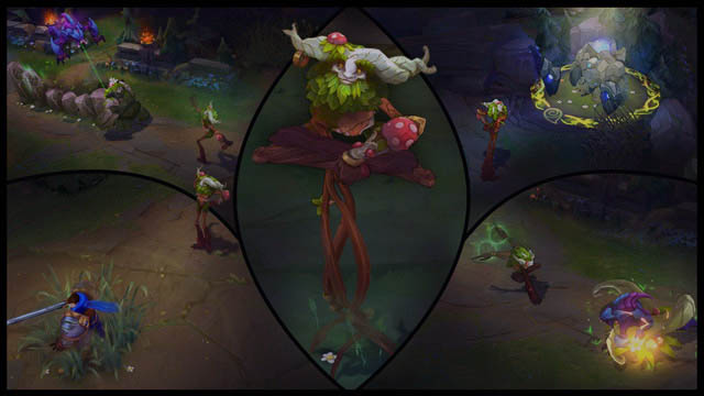 League of Legends Ivern