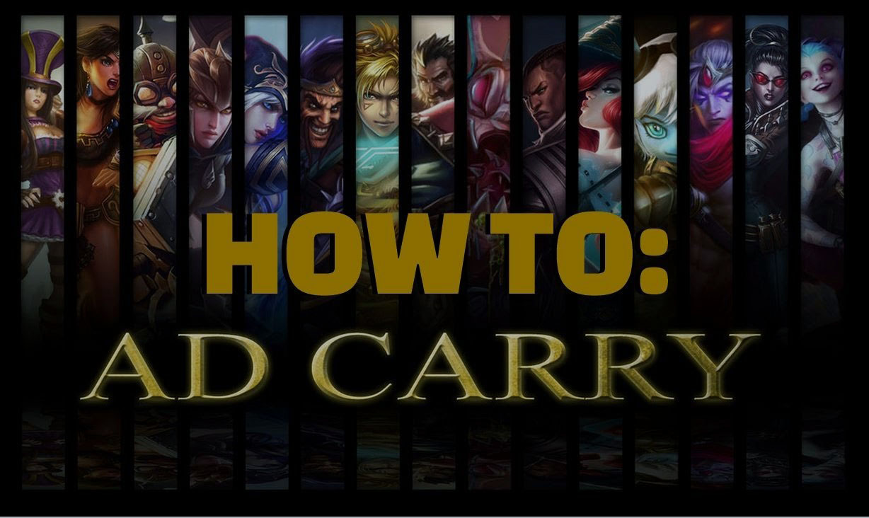 LoL How to ADC